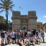 Erasmus+ zwiedzanie Walencji