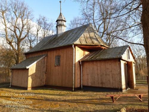 Kościół w Brwilnie